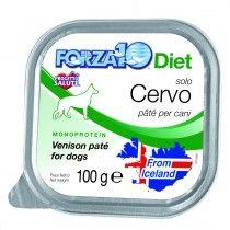 Forza 10 Solo Diet Ciervo 100 gr