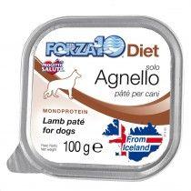 Forza 10 Lata Solo Diet Cordero 100gr