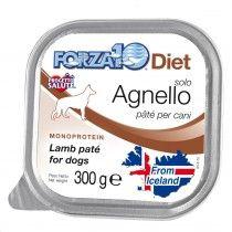 Forza 10 Lata Solo Diet Cordero 300gr