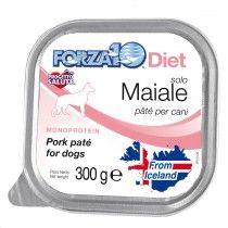 Forza 10 Lata Solo Diet Maiale (Cerdo) 300gr