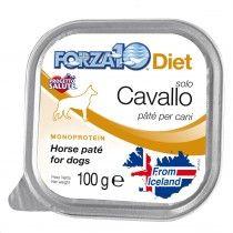 Forza 10 Lata Solo Diet Caballo 100 gr