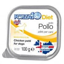 Forza 10 Lata Solo Diet Pollo 100 gr