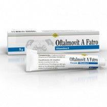 Oftalmovit-A-Pomada