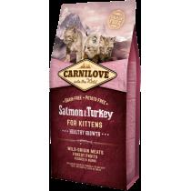 Carnilove-Feline-Kitten-Salmon-&-Pavo