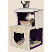 Casa-Rascador-para-Gato-con-Refugio