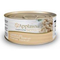applaws-lata-gatos-senior-pollo